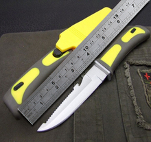 High quality new diving knife , diver's tool, Free shipping