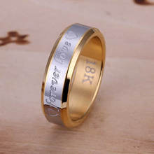 Lose Money Promotions! Wholesale 925 silver ring, 925 silver fashion jewelry, Forever Love Ring-For Men R095