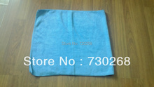 Free Shipping Wholesale 40X90cm 280gsm Microfiber Towel Micro fibre beach towel Fabric hair cloth Absorbent Quick Dry(China (Mainland))