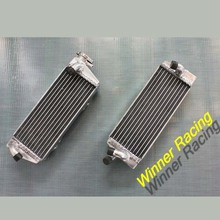 R/L aluminum alloy radiator KTM 250 SX/EXC;300 EXC/MXC;360 SX/EXC/EGS/MXC 1997 - Sales For Motors store