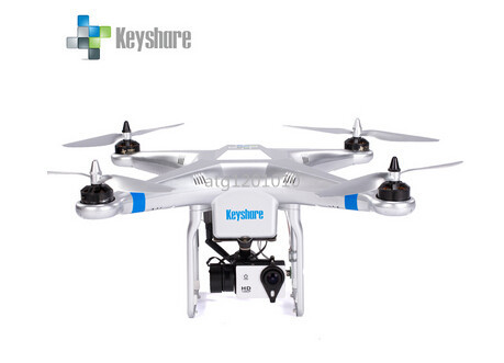 New arrival RC quadcopter ! Keyshare Glint professional Drones with 2.4G 7CH 4 Axis GYRO remote control helicopter free shipping(China (Mainland))