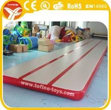 15x2m tumble track inflatable air mat for gymnastics(China (Mainland))