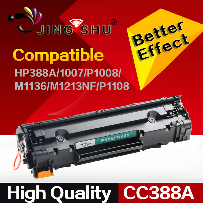cc388a toner,for hp 88a toner cartridge compatible for HP LaserJet P1007/P1008/P1106/P1108(China (Mainland))