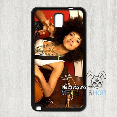Esperanza Spalding fashion original phone cell cover case for Samsung Galaxy s3 s4 s5 note 2 note 3 s6 note 4 &op10857(China (Mainland))
