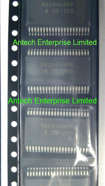 5 pcs M62446AFP 6ch Electronic Volume with Tone Control new and original(China (Mainland))