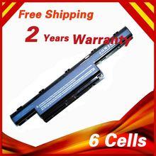 5200 Аккумулятор для ноутбука Acer 31CR19 / 652 31CR19 / 66-2 AK.006BT.075 31CR19 / 65-2 AS10D AS10D31 AS10D3E AK.006BT.080 AS10D51