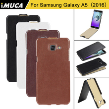 For Samsung Galaxy A5 2016 case cover luxury flip leather case For Samsung Galaxy A5 2016 A510f A5100 Luxury Brand Phone Cases(China (Mainland))