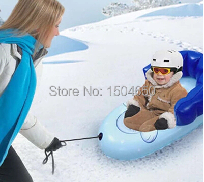 Free shipping 2014 New Arrivals snow tube ,sleds ,Snow tube sofa Inflatable ski ring children's ski thicken skating ring OO3(China (Mainland))