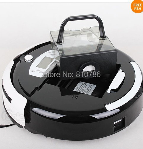 30% Big Discount /4 In 1 Multifunctional Robot Vacuum Cleaner Wet And Dry (Auto Cleaning,Sterilizing,Mopping,Air Flavoring)(China (Mainland))