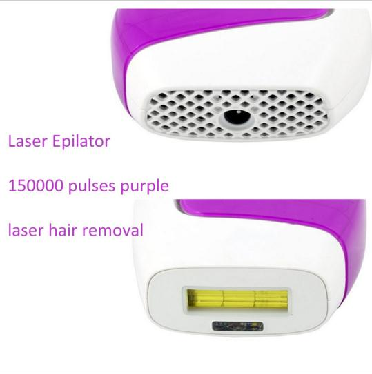 2015 New House Hold Depilatory Laser Mini Hair Epilator Permanent Hair Removal HPL System with 150000 Light Pulses<br><br>Aliexpress