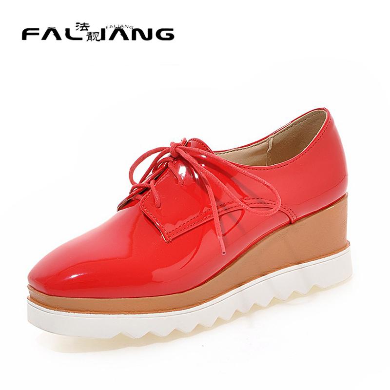 Popular Oxford Shoes Platform Women-Buy Cheap Oxford Shoes ...