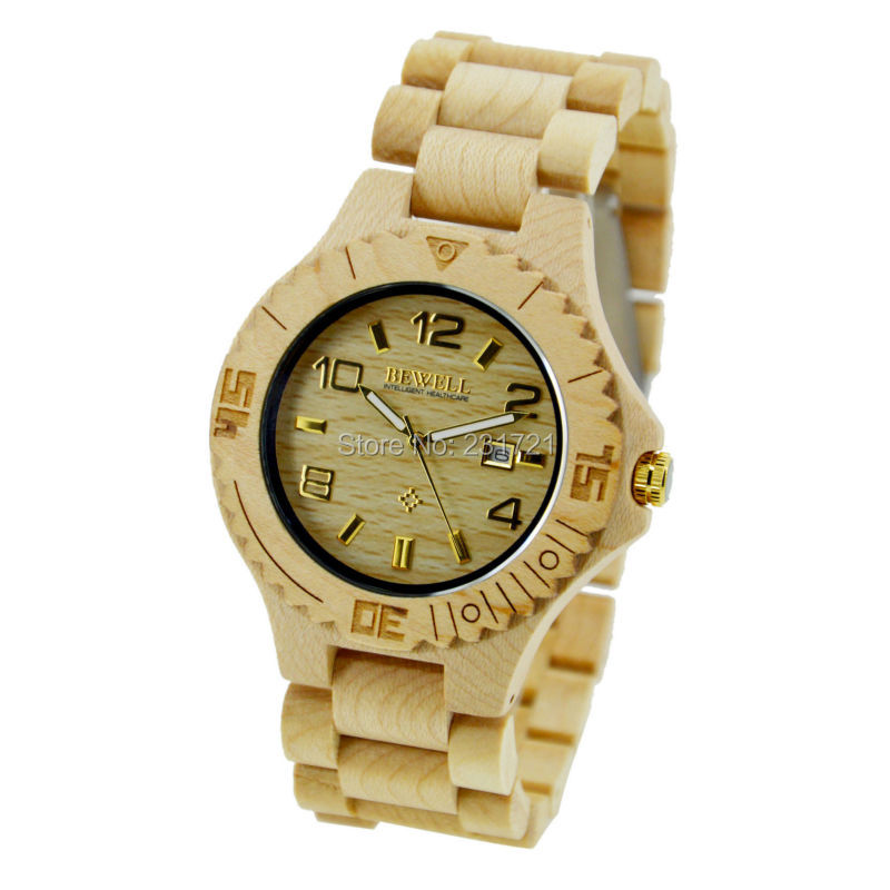 Natural Bamboo Dial Watch Men Luxury Brand Wristwatch High Quality Wooden Strap Women Casual Quartz-Watch Relogio Feminino<br><br>Aliexpress