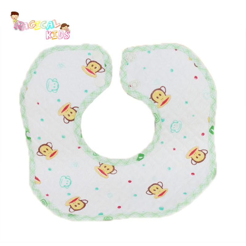 3pcs Children Infant Saliva Towels Baby Bibs Waterproof Cotton Easy Wash font b Feeding b font
