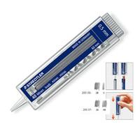 German STAEDTLER 255 advanced automatic pencil refills 2B/HB (0.7/0.5mm )