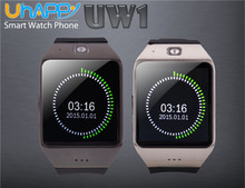Uhappy UW1 S2 Watch Handsfree Waterproof Life Watches Bluetooth Watch Phone Wearable Devices Support Sim Card GSM(China (Mainland))