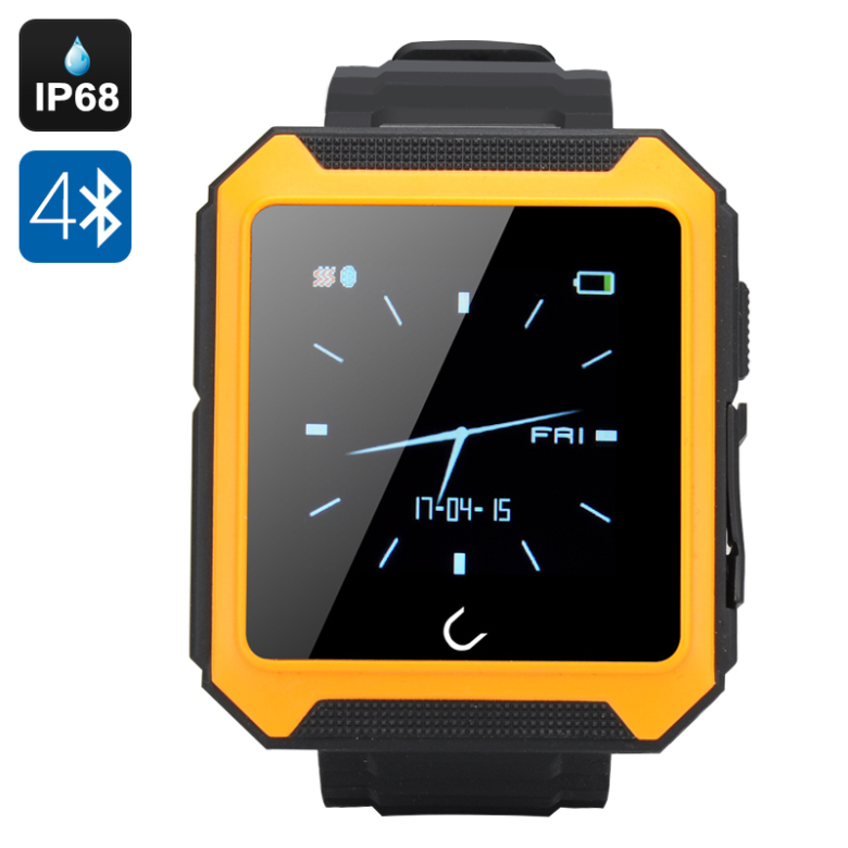 Bluetooth Smartwatch Uterra IP68 Waterproof Pedometer sports wristwatch with Camera TF card For smarphone android mobile watch(China (Mainland))