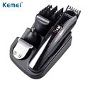 Kemei500 2016 Multifunction New Cutter Electric Hair Clipper Rechargeable Hair Trimmer Shaver Razor Cordless Adjustable Clipper