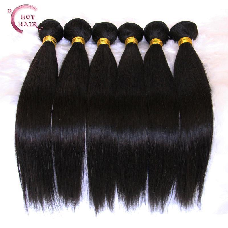 cambodian straight virgin hair 4 pcs lot,cambodian straight hair extensions,100% human hair weave straight(China (Mainland))
