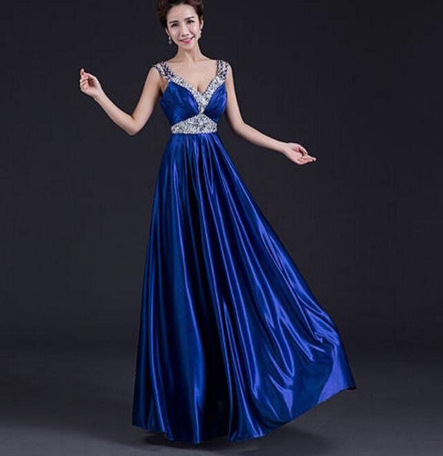 Plus Size Formal Dresses Navy Blue 80
