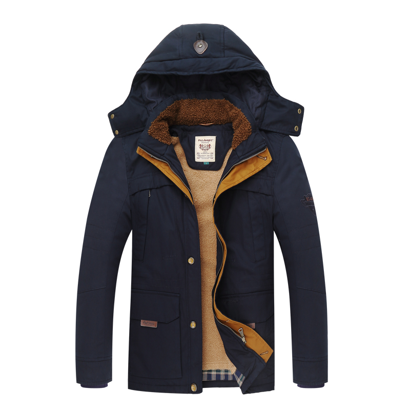 Mens Winter quilted Jacket Coat, Outdoor Thick Mens jackets M-4XLОдежда и ак�е��уары<br><br><br>Aliexpress