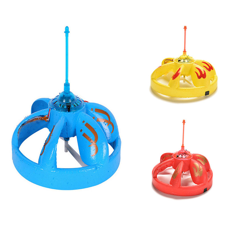 Infrared Sensor Flying Saucer UFO Hand Induced Hovering and Floating Flight Hand Movements Toy UFO Magic Trick Toys For Children(China (Mainland))