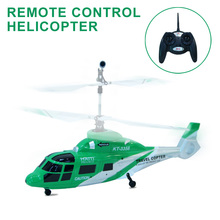 RC Helicopter 4ch 2.4Ghz Single Blade Radio Control Remote Metal Gyro Helicopter 220mAh Lithium Boys Toys Kids Toy Gifts