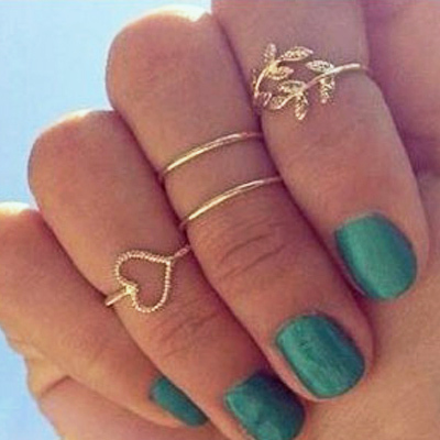 Кольцо  ABC Fashion Jewelry 4 2015 #r91