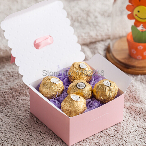 candy box Picture More Detailed Picture about 20 Pcs New – Baby Announcement Candy