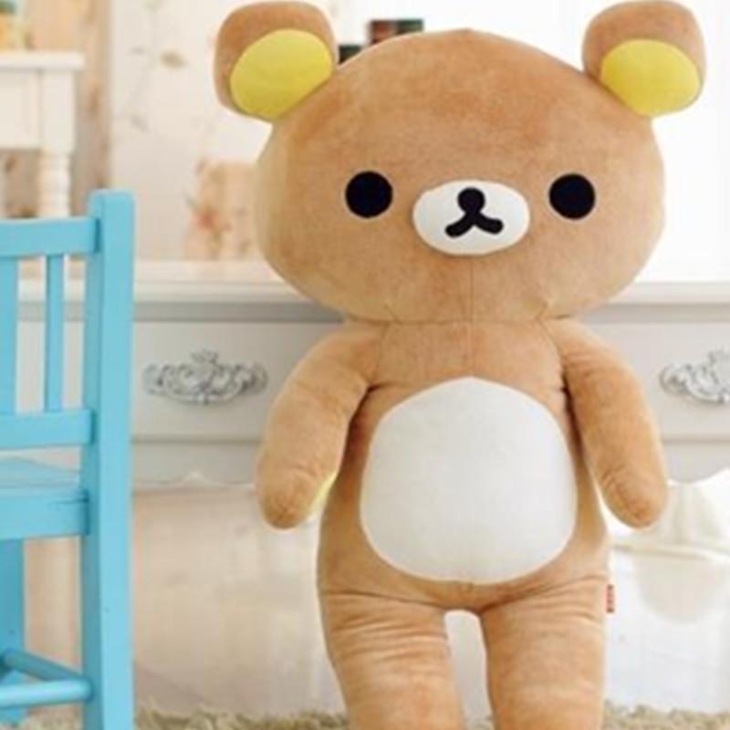 35CM Mini Plush Rilakkuma Bear Children's Day gift, birthday gifts(China (Mainland))