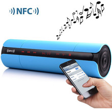 NFC KR8800 Multifunctional Wireles FM HIFI Mini Portable Bluetooth Speaker Stereo Loudspeakers Bass Sound Box for IPhone Android