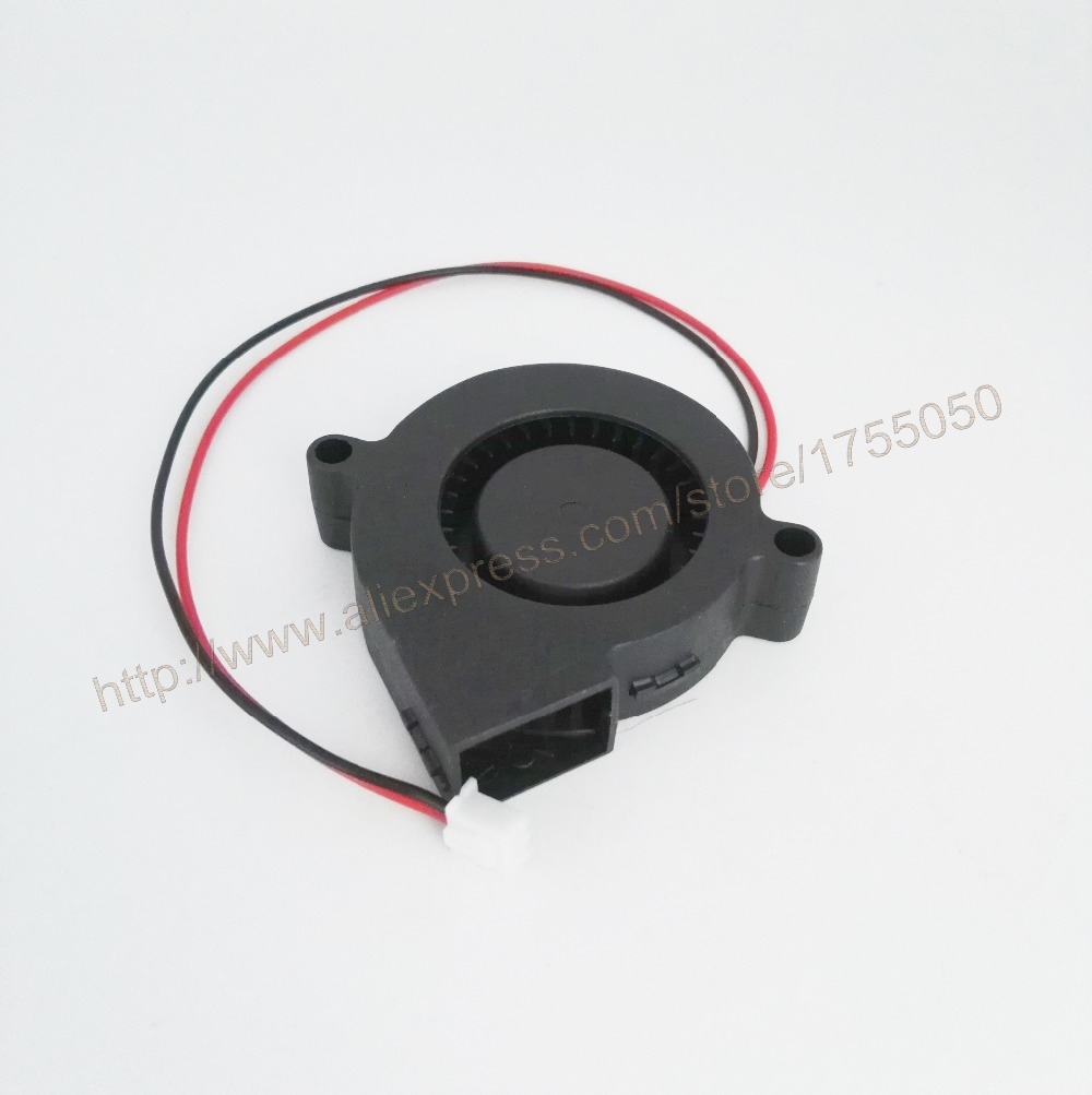 3D Printer Reprap Cooling Fan 40*40*10mm 12V 0.11A With 2 Pin Dupont Wire