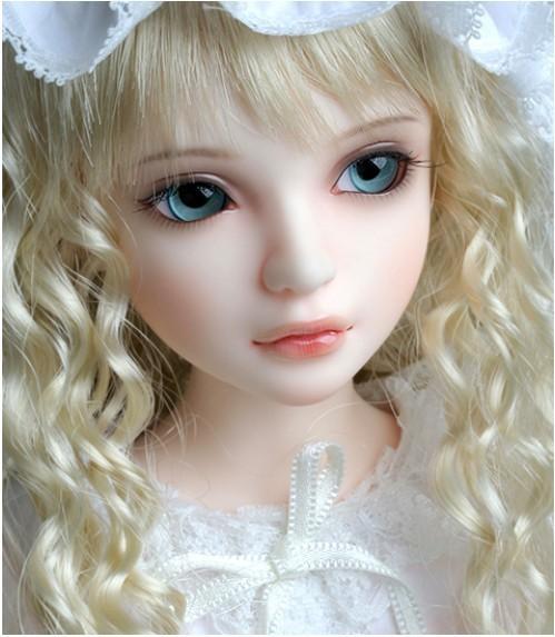 1/4 scale BJD nude doll DIY model toy BJD doll Girl Tatiana.nude ...