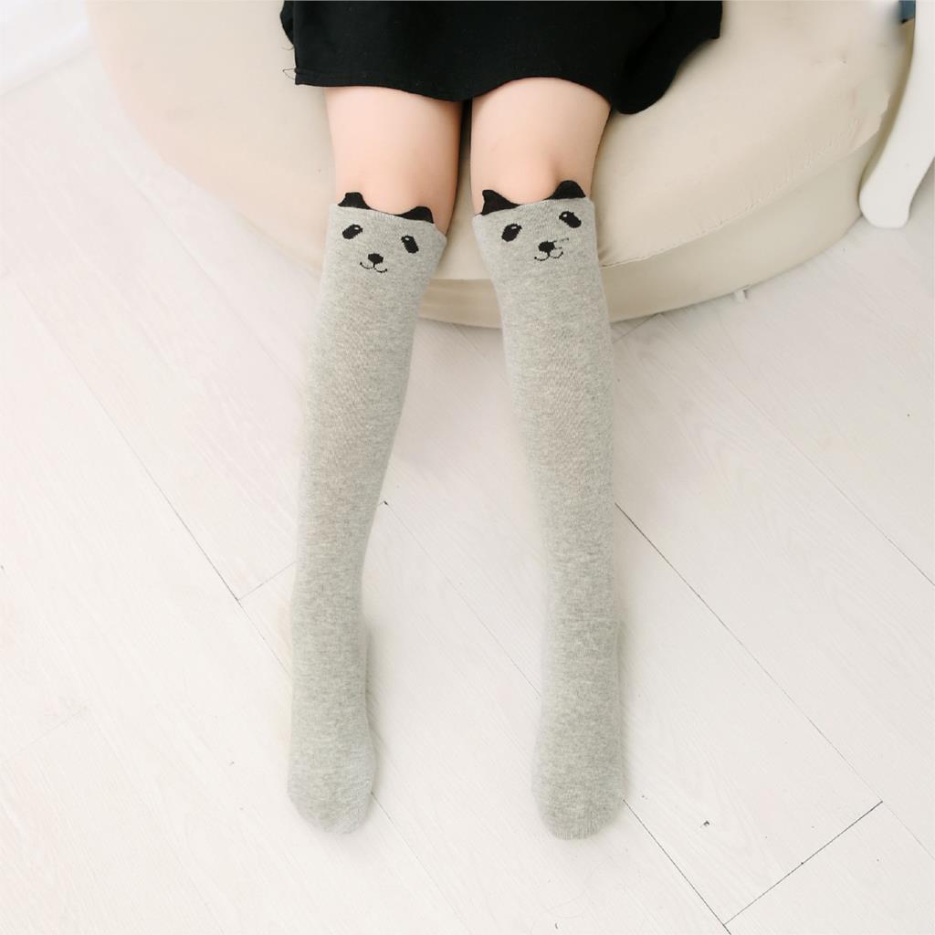 Toddler Knee High Baby Socks Girl Spring Autumn Winter Leg Warmers Socks Knee Children Clothing Accessories