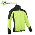 Rockbros Bicycle Jacket Tour de France Windproof Men Women Cycling Clothing Reflective Jacket Long Sleeve Wind