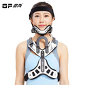 Oper Medical Cervical Vertebra Tractor Traction Neck Support Brace Treatment Spondylosis Head neck chest correction device