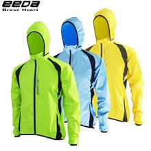 Buy EEDA Waterproof Reflective Breathable Bike Bicycle Jersey Clothing Cycling Cycle Long Sleeve Wind Coat Windcoat Jacket for $20.70 in AliExpress store