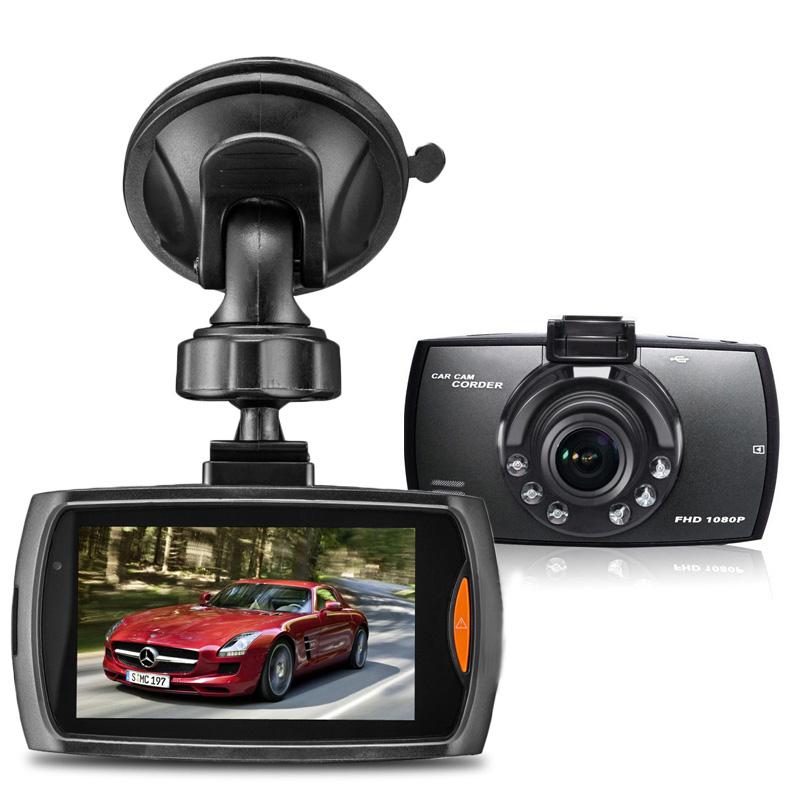 Free Shipping 170 Wide Len Mini Car DVR Camera DVRS Full HD 1080 Recorder Video Registrator Night Vision Box Carcam Dash Cam G11(China (Mainland))