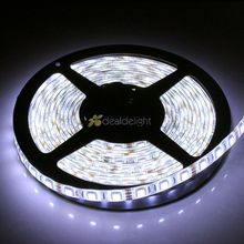 Buy 5m 5050 300 SMD IP65 Waterproof LED strip,12V flexible 60led/m LED tape, white/warm white/blue/green/red/yellow/RGB for $6.44 in AliExpress store