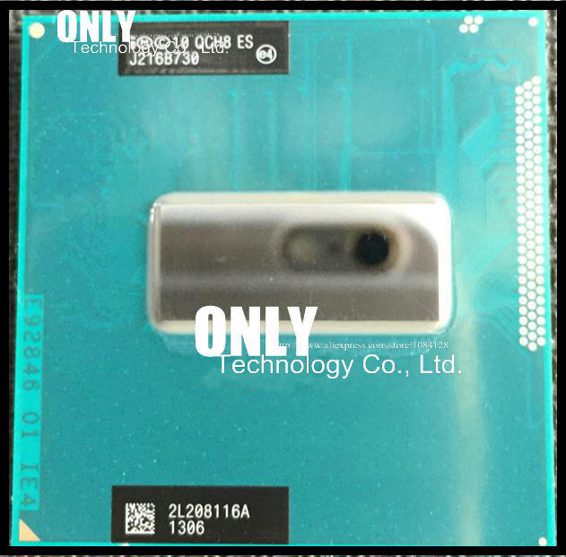 free shipping DHL or EMS Laptop core CPU I7-3940XM ES/QS QCH8 I7 3940XM QCH8 3.0G-3.9G/8M(China (Mainland))