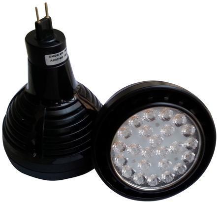 Free shipping G8.5 PAR30 Spot Track Light 35W G8.5 OSRAM PAR30 replace 100w Metal halide lamp with cooling fan AC85-265V<br><br>Aliexpress