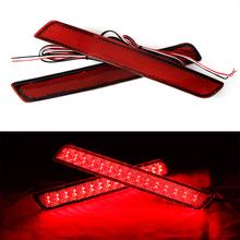 New Multi-LED Reflector Rear Tail Light Bumper Brake Light For Chevrilet Malibu 2012(China (Mainland))