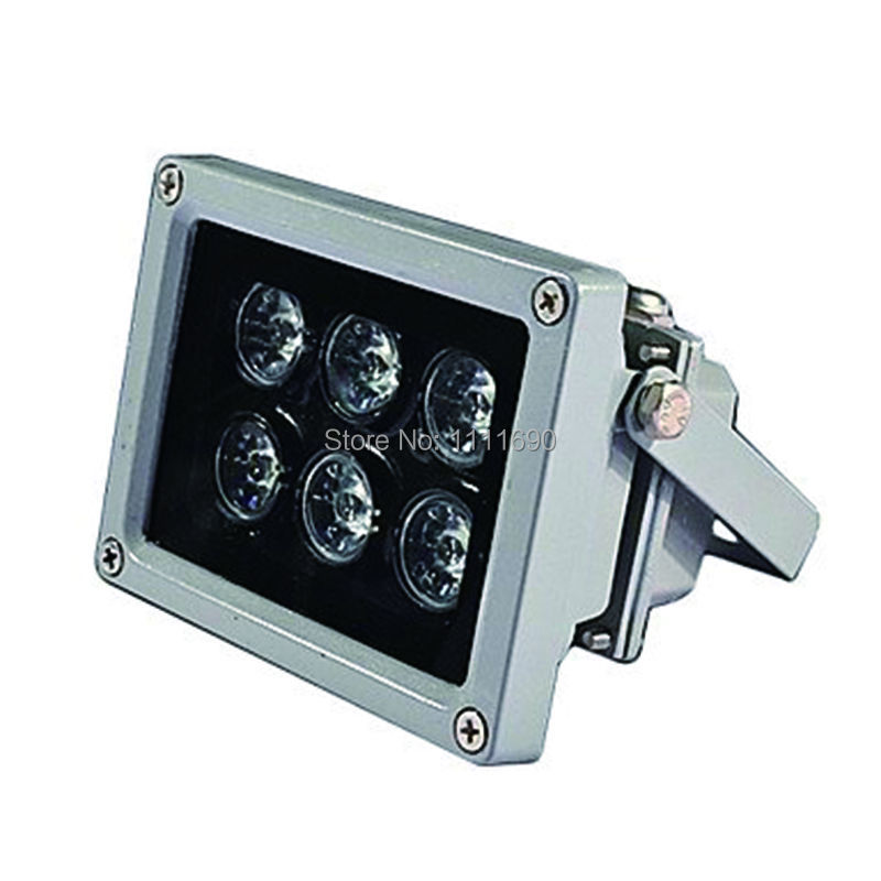 LED outdoor waterproof flood lights 6W High Power Flash Landscape Lighting LED FloodLight led Outdoor Lamp