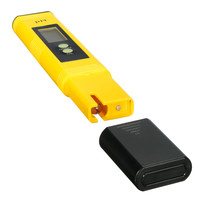 2016 High Quality Portable Digital PH Meter LCD Pen Tester Aquarium Pool Household Water Supply New Arrival