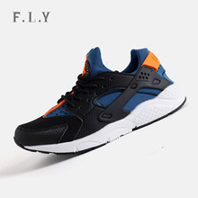 Neue huaraches läuft freizeitschuhe für männer und frauen mischfarben Liebhaber turnschuhe Outdoor-Sportarten paar slipper plus size px0188(China (Mainland))