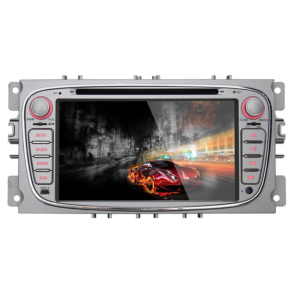 7'' Car Stereo Video Player Touch Screen Quad-Core with GPS Navigation Console Support 3G Network Share WiFi Hotspot for Vehicle(China (Mainland))