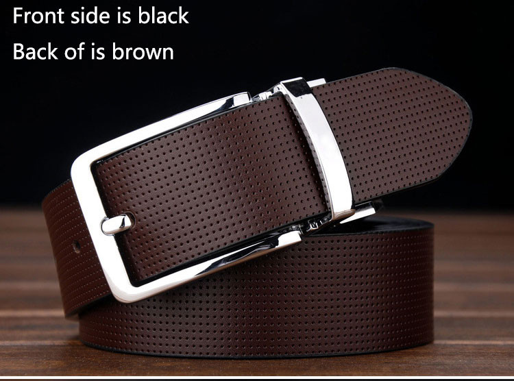 HTB121yaNpXXXXahaXXXq6xXFXXXp - IFENDEI Casual Belt Men's Luxury Brand Split Leather Belts For Men Rotatable Pin Buckle Sided Leather Belt Cinturones Hombre