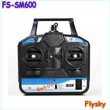 1pcs FlySky FS-SM600 2.4G 6CH USB for Car Airplane Glider Helicopter PXRC RealFlight Reflex XTR AeroFly FMS Right Hand Mode 1(China (Mainland))