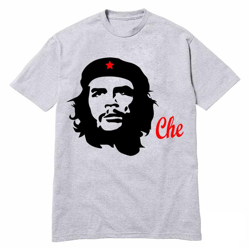 New t shirt che guevara t shirts mens cuba revolution for Che guevara t shirts