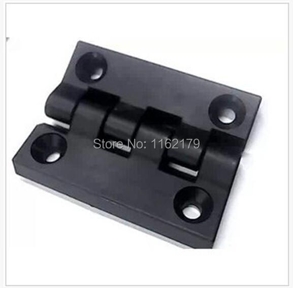NEW 10PCS/set 100 * 80mm the nylon plastic hinge toilet door Letter hinge Promotions hot sale aluminum brazil free shipping(China (Mainland))