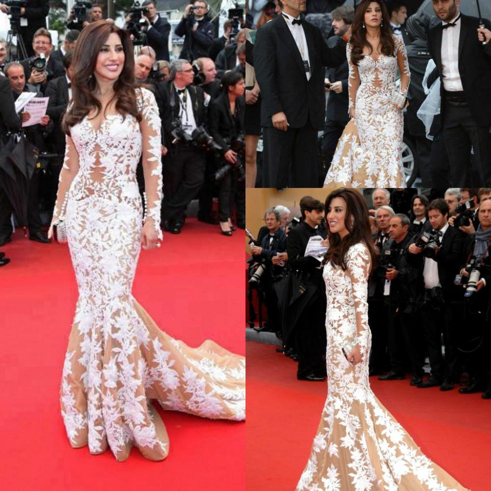Gown Najwa Karam Cannes